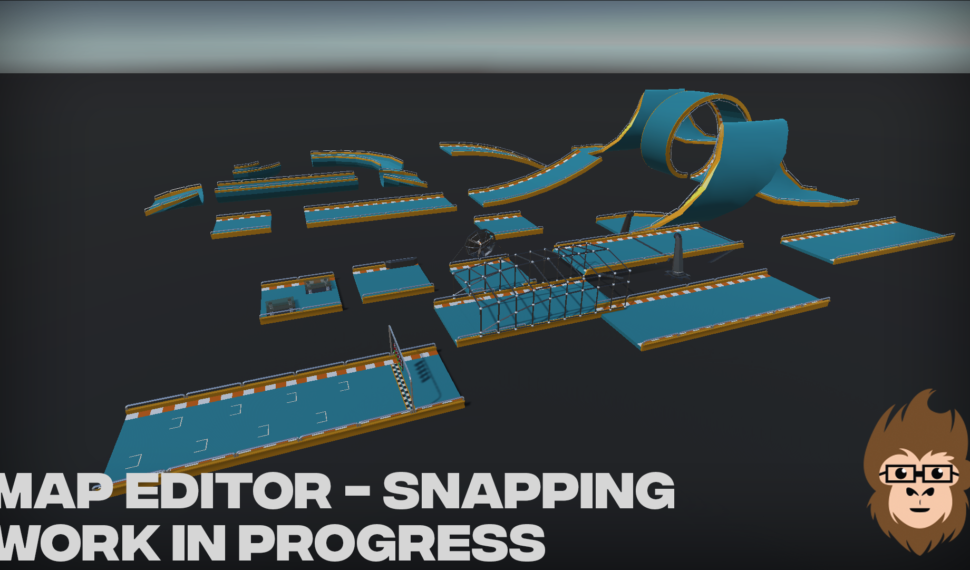 Map Editor Snapping – Work in Progress