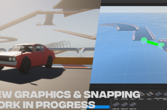New Graphics & Snapping Preview – WIP